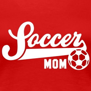 Soccer MOM T-Shirt WR - Frauen Premium T-Shirt