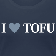 Motiv ~ Womens - I LOVE TOFU