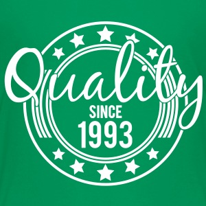 Birthday - Quality since 1993 (es) Camisetas niños - Camiseta premium adolescente