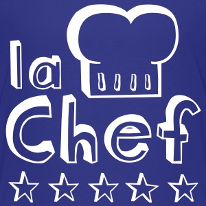 La Chef Tee shirts Enfants - T-shirt Premium Ado