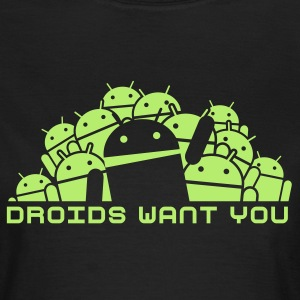 Droid Group T-Shirts - Frauen T-Shirt