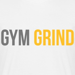 gym grind T-Shirts - Men's T-Shirt