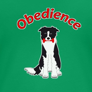 Obedience: Apport BC 2 T-Shirts - Frauen Premium T-Shirt