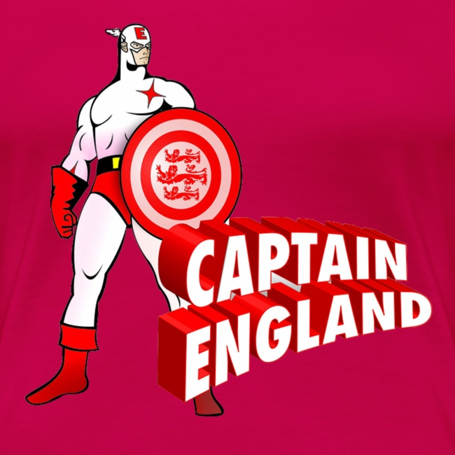Captain England (f)