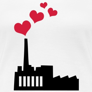 Love producing Plant T-Shirts - Women's Premium T-Shirt