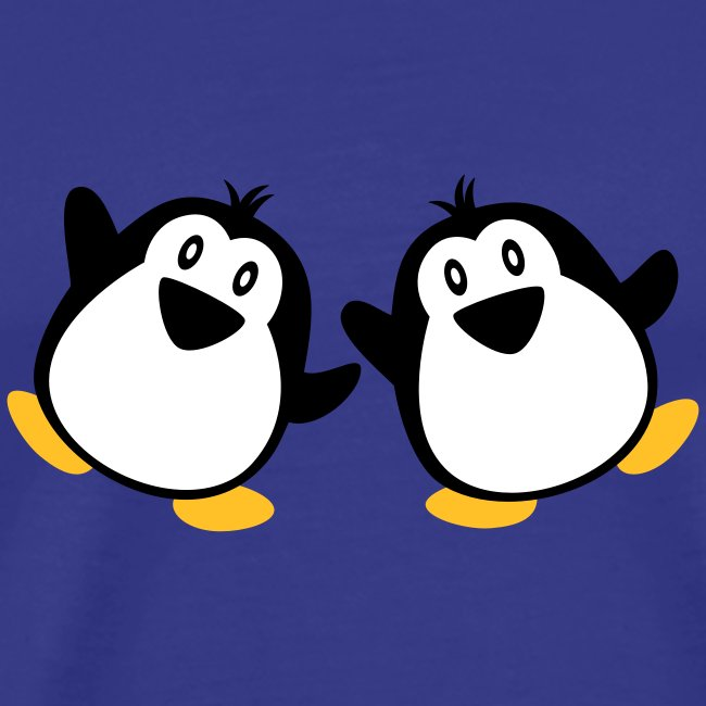 Pinguin Shirt