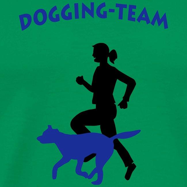 """Shirt """"Dog Team"""""""