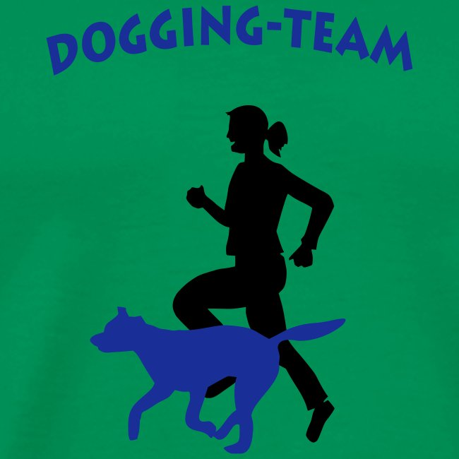 "Shirt ""Dog Team"""