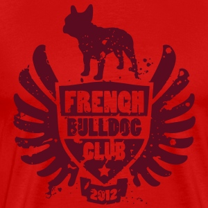 French Bulldog Club 2012 T-Shirts - Männer Premium T-Shirt