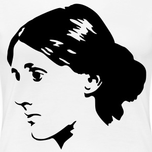 Virginia woolf - Women's Premium T-Shirt