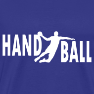 Motif ~ Tee-shirt Tournoi Handball