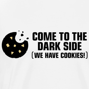 Come To The Darkside 2 (3c)++ T-shirts - Mannen Premium T-shirt