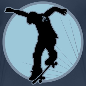 skateboard T-Shirts - Teenager Premium T-Shirt
