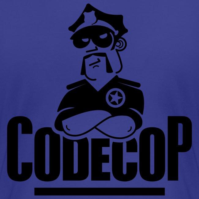 Code Cop, 'Reversed Cyan Claudia'