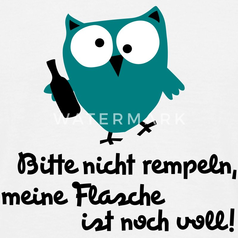 eule lustig mit spruch vogel t shirt spreadshirt. Black Bedroom Furniture Sets. Home Design Ideas