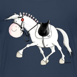 Dressage - Horse - Horses - warmblood Shirts - Teenage Premium T-Shirt