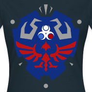 Motif ~ Hylian Shield - F