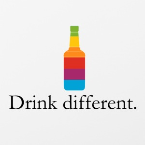 Drink Different. - Coque rigide iPhone 4/4s