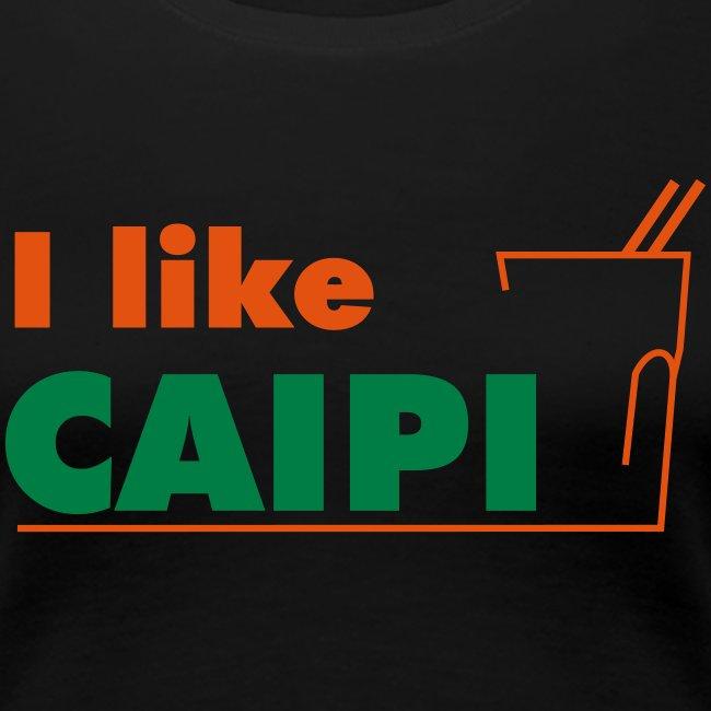 I like CAIPI - Mädels