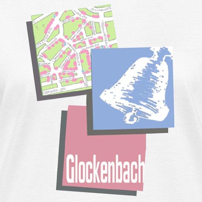 "Damen-T-Shirt ""Glockenbach"""