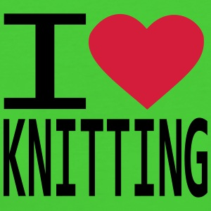 i_love_knitting T-Shirts - Women's Organic T-shirt
