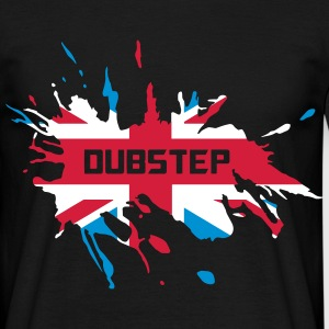dubstep graffiti uk T-skjorter - T-skjorte for menn