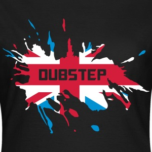 dubstep graffiti uk Camisetas - Camiseta mujer