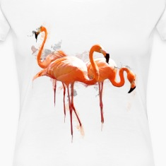 flamingo1 T-Shirts