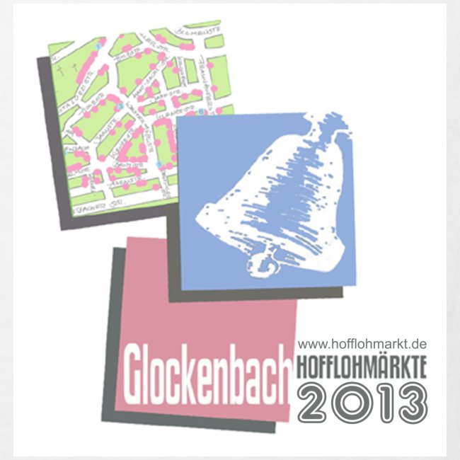 "Kinder T-Shirt ""Glockenbach Hofflohmärkte 2013"""