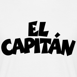El Capitan T-Shirt - Men's T-Shirt