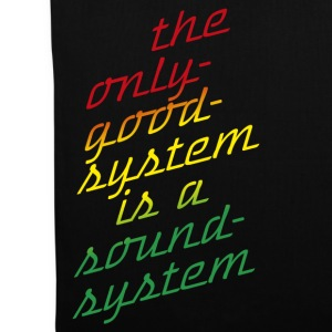 the system - Stoffbeutel
