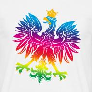 Design ~ Rainbow eagle 1 - tęczowy orzeł 1