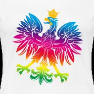 Design ~ Rainbow eagle 2 - tęczowy orzeł 2