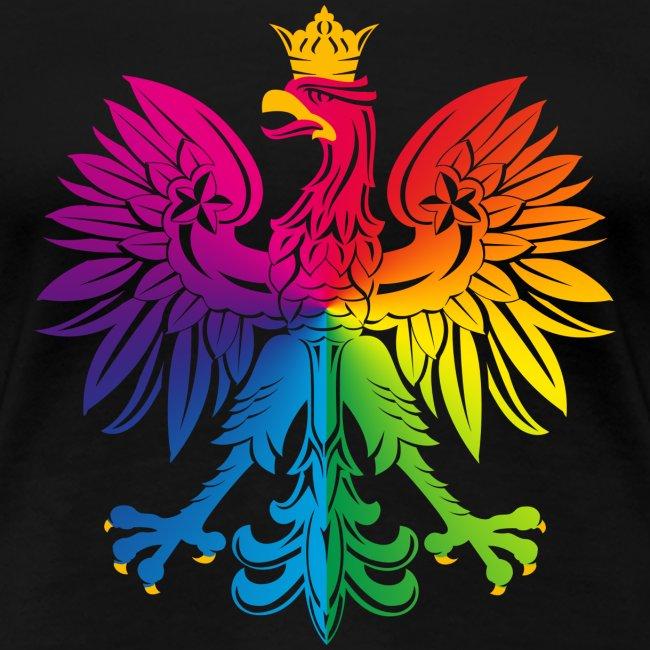 aaac71b0cf2f Rainbow eagle 3 - tęczowy orzeł 3
