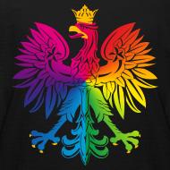 Design ~ Rainbow eagle 4 - tęczowy orzeł 4