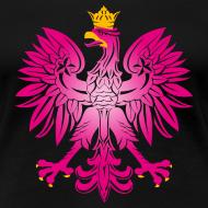 Design ~ Pink eagle 2 - różowy orzeł 2