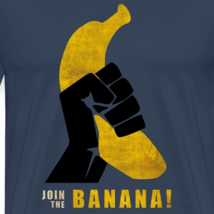 Join the Banana Tee shirts - T-shirt Premium Homme
