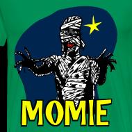 Motif ~ T shirt homme momie