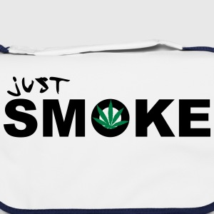 Just Smoke /  / Weed / Cannabis / Drogen 2c Bags & backpacks - Shoulder Bag