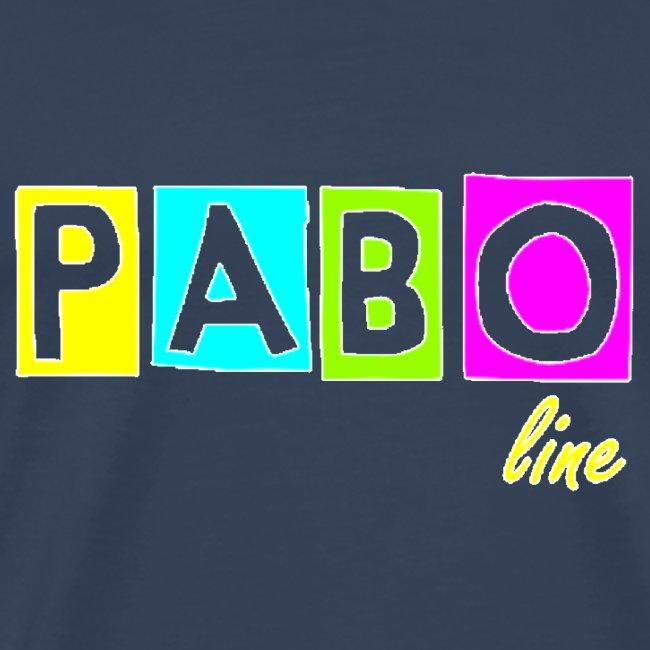 "Shirt ""PABO line"" men"