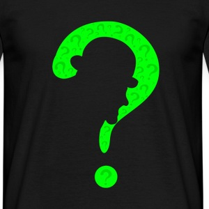 Riddler Point - Men's T-Shirt