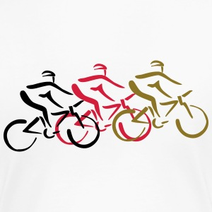 Cycling T-Shirts - Frauen Premium T-Shirt