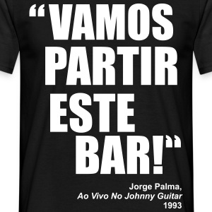 Jorge Palma Johnny Guitar T-Shirts - Men's T-Shirt