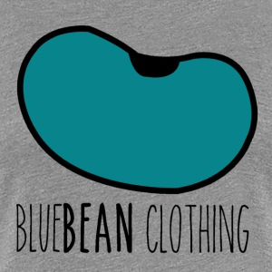 BlueBean Logo Girly (farbig) - Frauen Premium T-Shirt