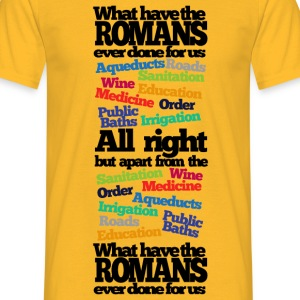 Monty Python Romans - Men's T-Shirt