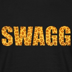 Swagg Leopard Gold Tee shirts