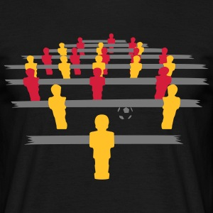 Football soccer table  T-Shirts - Men's T-Shirt