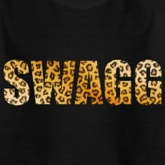 Swagg Leopard Wild Tee shirts