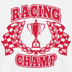 Racing Champ T-Shirts - Men's Premium T-Shirt
