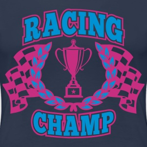 Racing Champ T-Shirts - Women's Premium T-Shirt